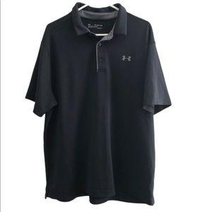 Under Armour Heat Gear short sleeve Polo Shirt